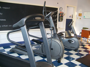 NRFRC Fitness Center